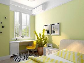 地中海风格卧室墙面装修效果图