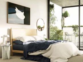 植物卧室图片