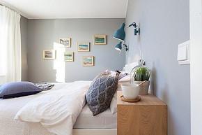 简约小卧室装修效果图