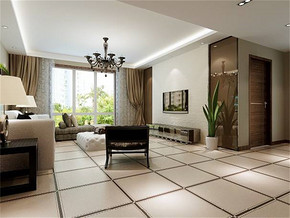 現代簡約風格客廳最好的家裝效果圖