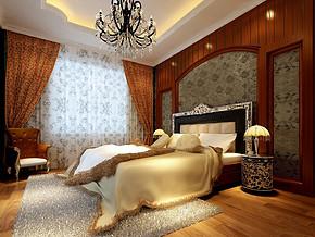 新房卧室装修效果图