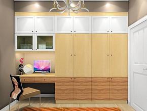 現代風格臥室家具裝修效果圖