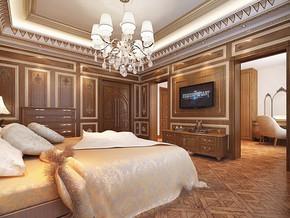 三室两厅一卫室内效果图