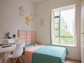 溫馨田園兩室裝修效果圖