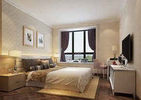 卧室装饰装修效果图