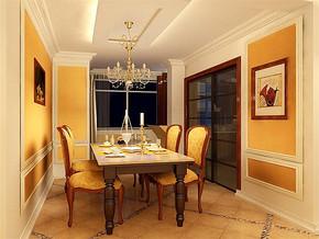 新古典欧式居家小餐厅装修效果图
