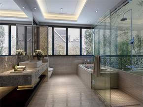 浴室裝修效果圖