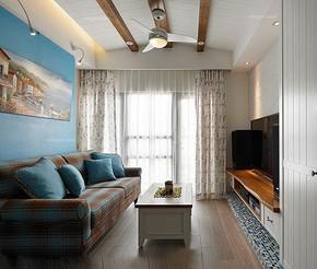 120平三室一厅装修效果图