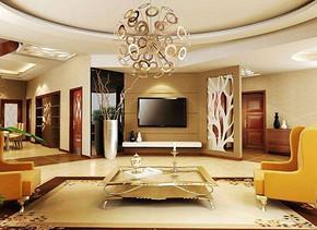 现代室内装修效果图