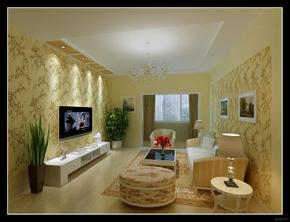 两室两厅装修效果图