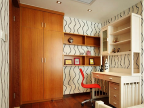 現代簡約風格舒適兒童房臥室裝修效果圖