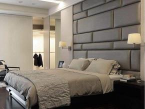 新日式卧室装修效果图