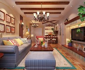 两室一厅房屋装修效果图