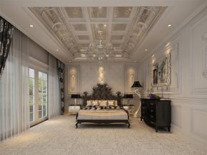 新古典风格20平方卧室装修效果图