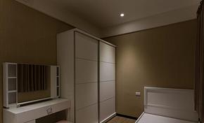 小戶型臥室衣柜裝修效果圖