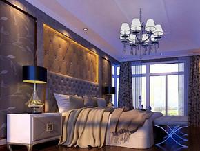 歐式風格臥室裝修效果圖