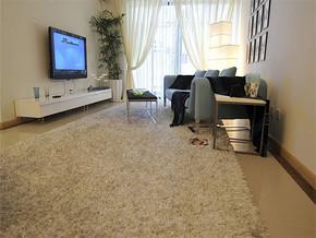 现代风格客厅最新流行家居装修图片