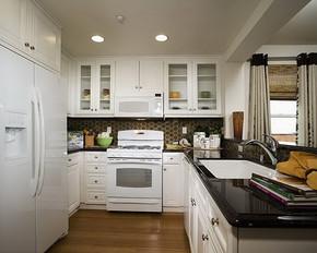 简约风格经典厨房装修效果图