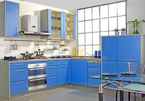 簡歐廚房裝修設計圖