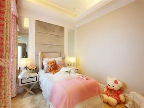 公主风格卧室装修效果图