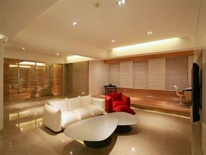 現代古典風格休閑室裝修效果圖