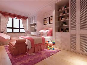 15平米儿童房装修效果图