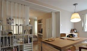 小户型现代风格餐厅装修效果图