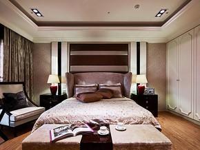 婚房卧室装饰效果图
