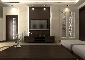 現代風格客廳裝修效果圖