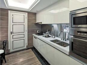 簡歐風格整體櫥柜裝修效果圖