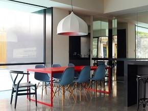 現代簡約風格餐廳裝修效果圖
