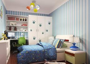儿童房间设计效果图