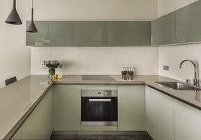 歐式廚房設計效果圖