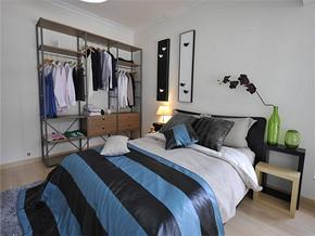 現代風格臥室衣柜裝修圖片