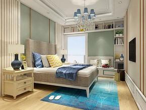 簡約風格臥室裝修圖片
