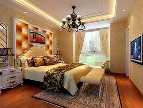 歐式新房室內裝修效果圖