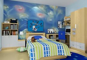 12平米兒童房裝修
