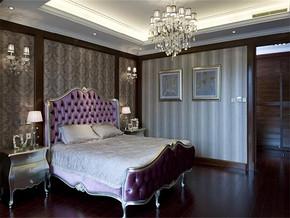 新古典风格卧室20平米房间装修图