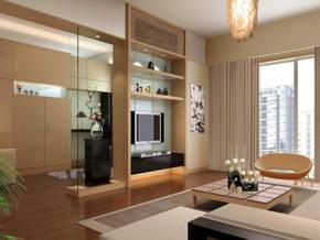 日式風格客廳裝修效果圖