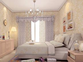 現代風格臥室裝修設計效果圖