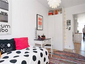 現代簡約風格15平米臥室裝修