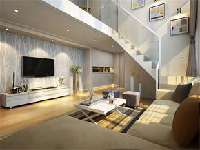 现代风格客厅最新家居装修