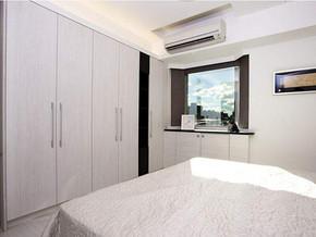 現代簡約風格臥室衣柜裝修效果圖