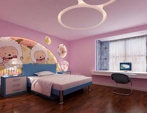 6平米兒童房裝修效果圖