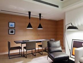 现代风格餐厅装修设计效果图