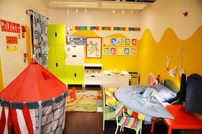兒童樣板房裝修效果圖
