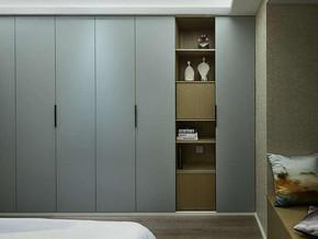 現代風格臥室簡約衣柜裝修效果圖
