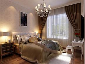 現代好看的女生房間設計裝修效果圖
