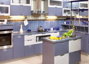 大戶型廚房裝修效果圖