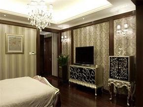 新古典风格卧室装修图片